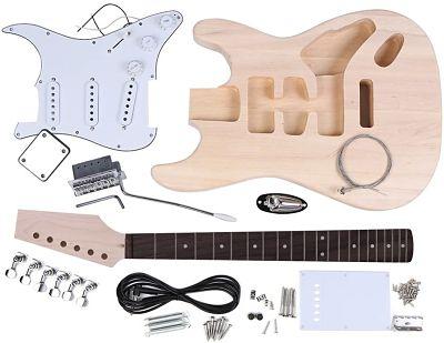 Guitarra Eléctrica para montar