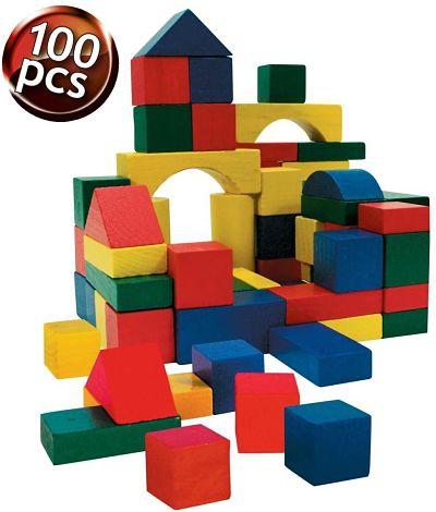 tablitas de madera construcciones para niños