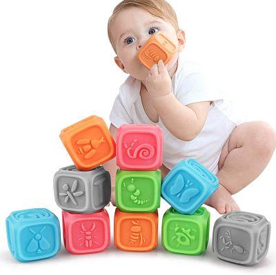 Juguetes de goma para niños